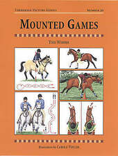 (Good)-Mounted Games (Threshold Picture Guide) (Paperback)-Webber, Toni-18720826