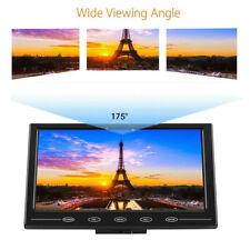 "9"" inch TFT HDMI VGA AV Monitor HD Car Display 800*480 for Raspberry Pi 2/3 B+"