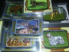 Upper Deck Goodwin Champions Canine Companions/ Origin Species- Select From Menu