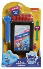 Blues Clues & You 2-Sided Handy Dandy Notebook Brand New 2020