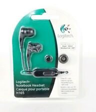 Logitech H165 Notebook Headset Brand New