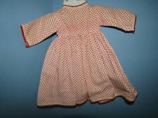 Pretty Polka Dot Polished Cotton Doll Dress For China Head Doll