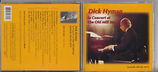 Dick Hyman. In Concert at the Old Mill Inn Live Recording 2013 JZ2.20