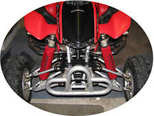 Honda TRX 450R, 450ER A-arms & Shocks ATV Widening Kit