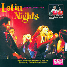 LATIN NIGHTS [Original Soundtrack] 2009 by Tito Puente - Ex-library