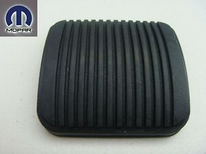 RAM PICK UP TRUCK JEEP WRANGLER CHEROKEE 1984 - 2013 CLUTCH PEDAL COVER PAD