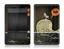 Gelaskin Gelaskins for Kindle Fire Skins Cover Alberto Cerriteno Enamored Whale