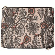 "Givenchy  ""PASLEY LARGE ZIP POUCH"""