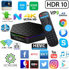 T95Z Plus 3G DDR4 32G eMMC Amlogic Octa Core Android 7.1 TV Box Video Streamer