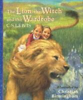 C. S.  Lewis, The Lion , The Witch and the Wardrobe, Like New, Hardcover