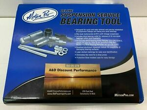 INSTOCK Motion Pro 08-0294 Deluxe Suspension Bearing Service Tool 57-8294