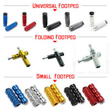 FXCNC Universal Rearset Footrests Footpegs Foot Pegs Pedals 1 Pair Motorcycle