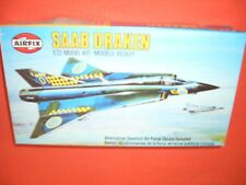 1/72 Airfix 902039, SAAB DRAKEN 35