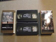 Saving Private Ryan (VHS 2000, 2-Tape Set, Special Limited Edition) Tom Hanks