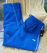 NEW BALANCE Track Warm-up Pants L XL 2XL 3XL 4XL Red Green Burgundy Blues $50 NW