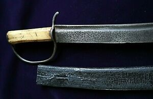 AMERICAN FRENCH INDIAN WAR REVOLUTIONARY WAR SWORD OWNED BY AUTHOR FRANK KRAVIC