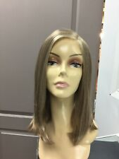 Bobbi Boss ESCARA ATHENA Long Lace Part Straight Synthetic Wig, F18/22 Blonde