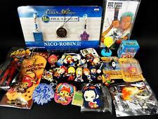 One Piece 27 Keychain Figure Strap Japan SET LOT Luffy Nami Robin Chopper Sanji