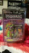 "Hasbro Transformers Heroes of Cybertron Devastator Figure BAF Metroplex 4""in"
