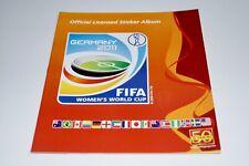PANINI Frauen WM 2011 Germany Womens World Cup Leeralbum Top/Rare