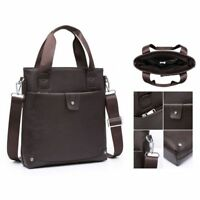 Unisex Top Handle Satchel Bag Messenger Office Tablet Work Shoulder Bag M6604