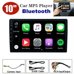 """10"""" Car Radio DSP Stereo Carplay for IOS/Android Mobile Phone Screen MP5 Player"""