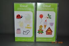 Cricut - Favorites Collection Cartridge - Best Images of 2006 & 2007 Pre-Owned