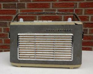 Altes Kofferradio RADIO Transistorradio Schaub Lorenz Touring T 50 Automatic