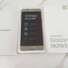 Samsung Galaxy Note 5 SM-N920 - 32GB - Gold Platinum AT&T  (Unlocked) Smartphone