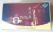Pu Erh Tea Puer Er Cha Puerh 20 bags High Cholesterol Diet Slimming Indigestion