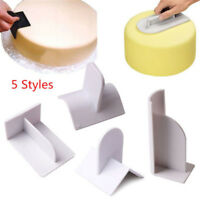 Cake Smoother Polisher Tools Cutter Decorating Fondant Sugarcraft Icing Mould B