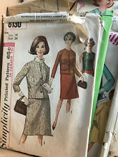 Vintage 30's 40's 50's 60's Sewing Dress Patterns  55