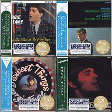 GEORGIE FAME-LOT OF 4 CD-JAPAN MINI LP SHM-CD SET 355