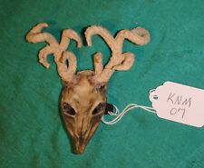 Animal Skull Mask 8 Point Horns Ken & Barbie Family, GI Joe, HS Musical KNM07