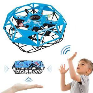 MINI Drohne Spielzeug UFO Quadrocopter fliegen Kunstflug Geschenk für Kinder DE
