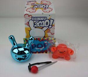 """Kidrobot 3"""" Dunny Series 2010 Balloon Pop Needle Travis Cain"""