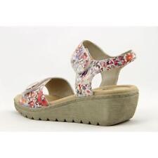 Sandali e scarpe multicolore Spring Step per il mare da donna 100% pelle