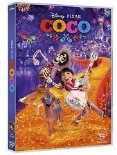 COCO DVD NUEVO ( SIN ABRIR ) DISNEY / PIXAR GANADORA DEL OSCAR 2018