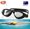 Adjustable Swimming Glasses Swim Goggles Anti-Fog UV Myopia Vision Available