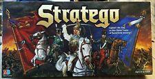 Complete 1996 STRATEGO Strategy Board Game Milton Bradley Favorite war army