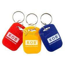 3pcs 125Khz RFID Proximity ID Card Token Tags Key Keyfobs Access Control