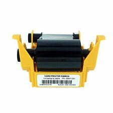 800017-201 True Colors I Series Black Ribbon For Zebra P110i P120i 1000 Prints