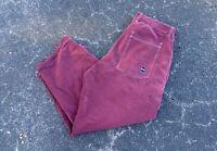 Vintage 90's OG FUCT Distressed Skateboarding Pants Large