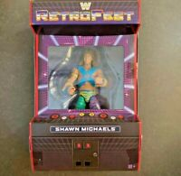 *EXCLUSIVE* WWE Elite Collection RETROFEST Shawn Michaels Wresting Figure Mattel