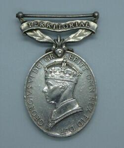 Territorial Medal For Efficient Service  - 1473034 CFN  H.J RHODES  R.E.M.E