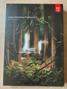 Adobe Photoshop Lightroom 5 (Mac & WIn) - Factory Sealed, got direct from Adobe