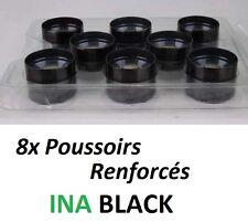8x POUSSOIRS HYDRAULIQUE RENFORCE NOIR AUDI A4 Avant (8ED, B7) 1.9 TDI 116ch