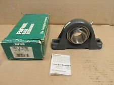 "NIB FAFNIR YAS 1 7/16 2 BOLT FLANGE UNIT PILLOW BLOCK YAS-1-7/16 1-7/16"" BORE"