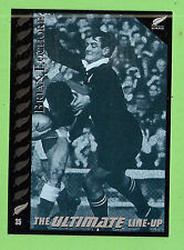 1995 NEW ZEALAND  ALL BLACKS RUGBY UNION CARD  #35  BRIAN  LOCHORE