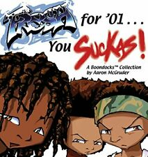 Fresh for '01 . . . You Suckas (Boondocks) by McGruder, Aaron Book The Cheap